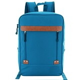 UNIQUE Korean Ellite [TN-KE-K2] - Light Blue - Notebook Backpack
